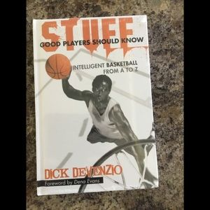 Brand new in plastic! Basketball A to Z book